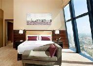 отель Fairmont Baku Flame Towers: Номер Suite Fairmont Gold