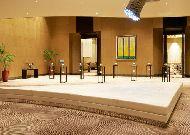 отель Fairmont Baku Flame Towers: Фойе перед банкетным залом