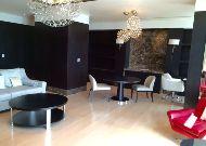 отель Fairmont Baku Flame Towers: Номер Fairmont gold signature suite