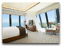 отель Fairmont Baku Flame Towers: Номер Suite Faimont Gold