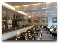 отель Fairmont Baku Flame Towers: Ресторан Le Bistro