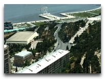отель Fairmont Baku Flame Towers: Номер Deluxe