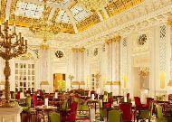 отель Fairmont Hotel: Atrium Lounge