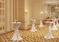 отель Fairmont Hotel: Ресепшен