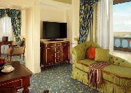 отель Fairmont Hotel: Номер Сьют - гостиная