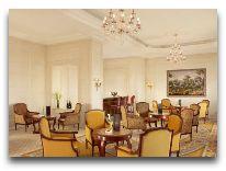 отель Fairmont Hotel: Ресторан