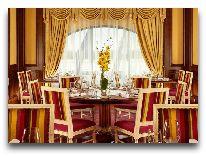 отель Fairmont Hotel: Ресторан Strand Grill