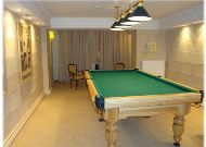 отель Falke Hotel Resort: Бильярд