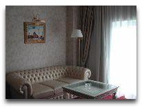 отель Falke Hotel Resort: Гостиная