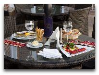 отель Falke Hotel Resort: Веранда