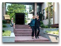 отель Farmona Business Hotel & SPA: Вход в отель