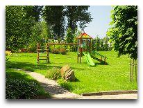 отель Farmona Business Hotel & SPA: Детская площадка