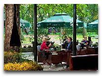 отель Farmona Business Hotel & SPA: Летняя терраса