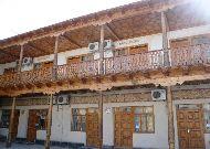 отель Fatima: Вид на номера отеля