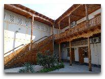 отель Fatima: Внутренний дворик отеля