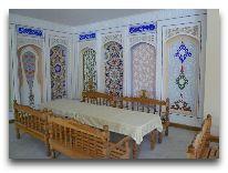 отель Fatima: Ресторан отеля
