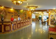 отель Festival Hue Hotel: Reception