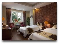 отель First Eden Hotel: Deluxe room