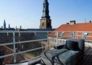 отель Nordic Choise Hotels Skt. Petri: терраса номера