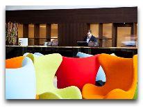 отель Nordic Choise Hotels Skt. Petri: Ресепшен