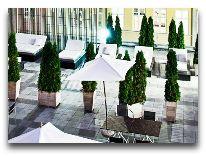 отель Nordic Choise Hotels Skt. Petri: Сад