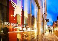 отель Nordic Choice Hotels Comfort hotel Vesterbro: Вход в отель