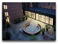 отель Nordic Choice Hotels Comfort hotel Vesterbro: Внутренний двор