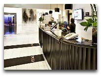 отель Nordic Choice Hotels Comfort hotel Vesterbro: Ресепшен