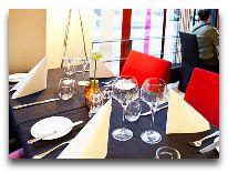 отель Nordic Choice Hotels Comfort hotel Vesterbro: Ресторан