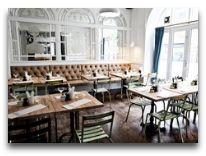 отель First Hotel Kong Frederik: Ресторан