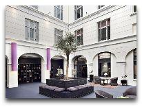 отель First Hotel Kong Frederik: Атриум
