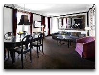 отель First Hotel Kong Frederik: Номер Suite