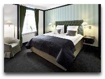 отель First Hotel Kong Frederik: Номер De luxe