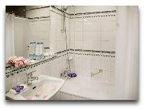 отель First Hotel Kong Frederik: Ванная