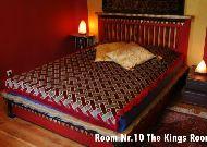 отель Fontaine Hotel: Королевский номер