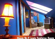 отель Fontaine Hotel: Номер Луи Фонтейна