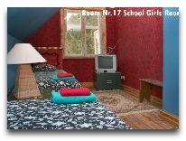 отель Fontaine Hotel: Номер для девочек учениц