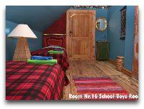отель Fontaine Hotel: Номер для мальчиков учеников