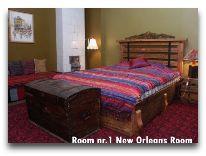 отель Fontaine Hotel: Номер Новый Орлеан