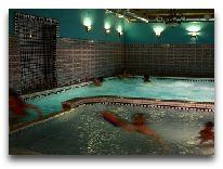 отель Fontaine Royal: Бассейн