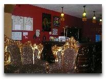 отель Fontaine Royal: Ресепшен