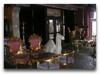 отель Fontaine Royal: Лобби