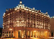 отель Four Seasons: Отель вечером