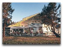 отель Fra Mare Thalasso SPA: Фасад ресторана
