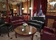 отель Фраполли: Лобби