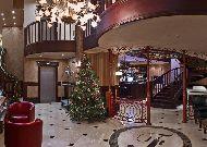 отель Фраполли: Холл отеля