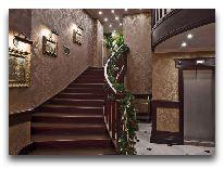 отель Фраполли: В холле отеля