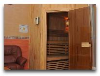 отель Фраполли: Сауна