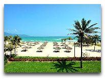 отель Furama Resort Danang: Пляж