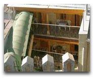 отель Furkat: Внутренний двор
